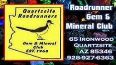 Roadrunner Gem & Mineral Club