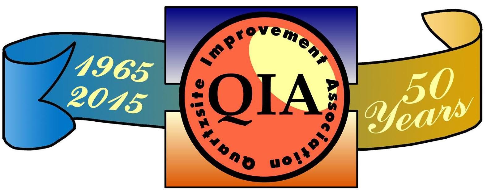 QIA 50th Anniversary Logo