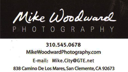 Mike Woodward Photograpy
