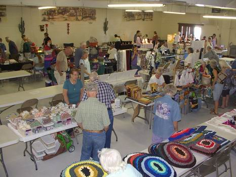 Craft Fair QIA