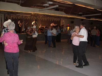 Saturday Night Crowd at QIA