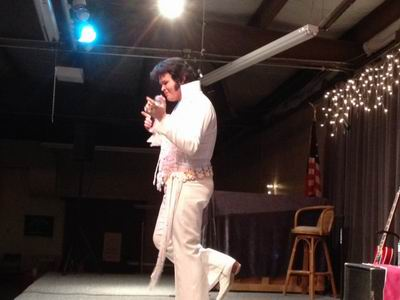 Elvis Show at the QIA