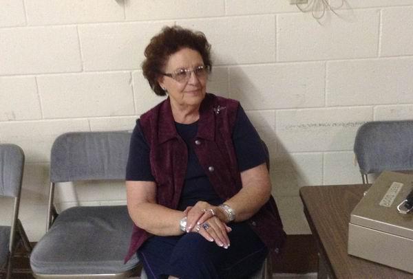 Ernestine - Head of QIA Door Greeters