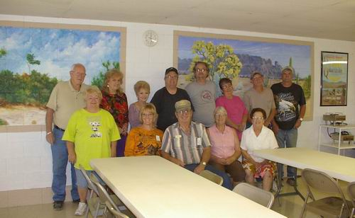 Faces of the Facelift - All volunteers!