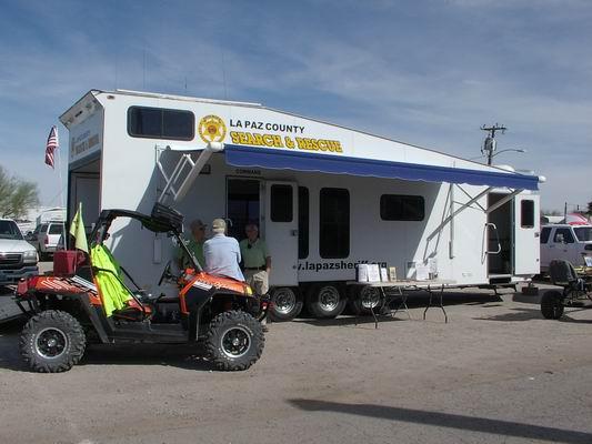 La Paz Co Search & Rescue Equipment
