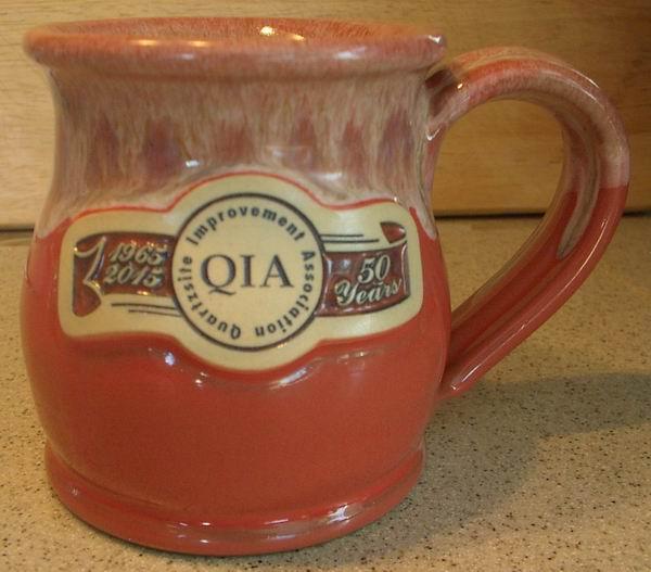 50th Anniversary QIA Mugs