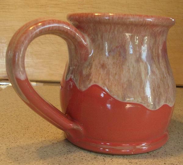 Frosting on QIA Mug