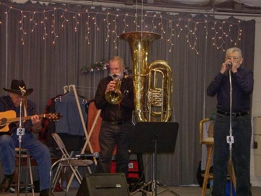Buddy Apfel - Trombone & Tubba