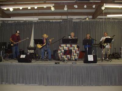 Rail Splitters Band