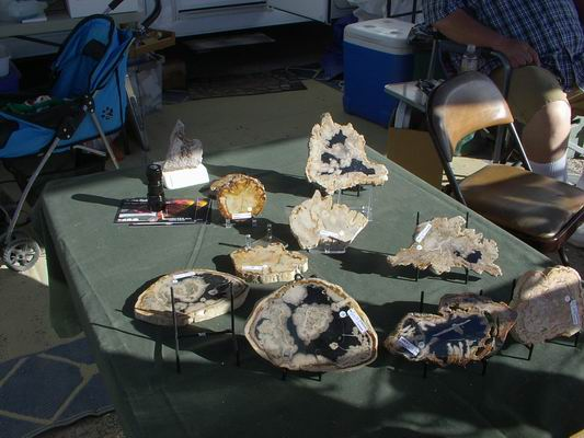 Beautiful items for sale at Powwow