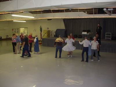 Square Dancing Monday Nights at the QIA