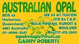 Austrailian Opal