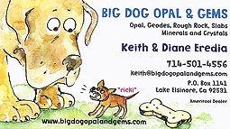 Big Dog Opal & Gems