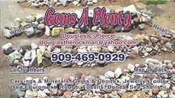 Gems A Plenty