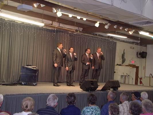 Blackwood Brothers - Perfect Harmony
