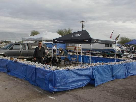 James Fecho - 43 year POWWOW Vendor!
